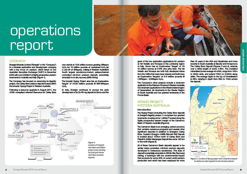 EMX annual report 3